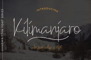 Kilimanjaro Script