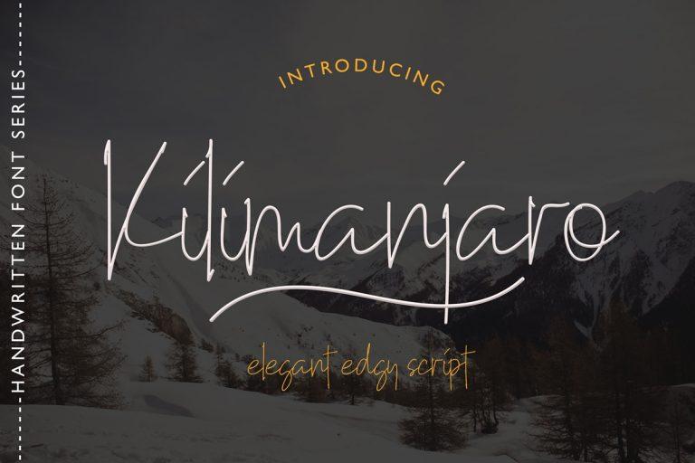 Preview image of Kilimanjaro Script