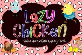 Last preview image of Lazy Chicken