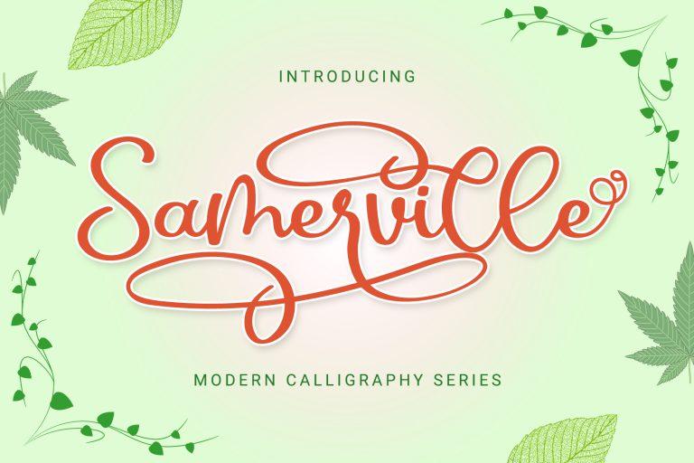 Preview image of Samerville