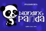 Last preview image of Blonding Panda