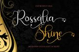 Last preview image of Rossalia Shine