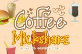 Last preview image of Coffee Milkshake