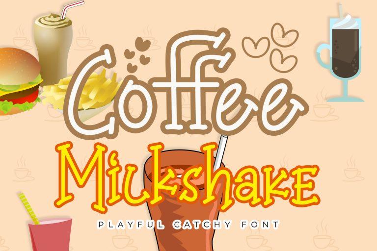 Preview image of Coffee Milkshake