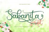 Last preview image of Sabanita