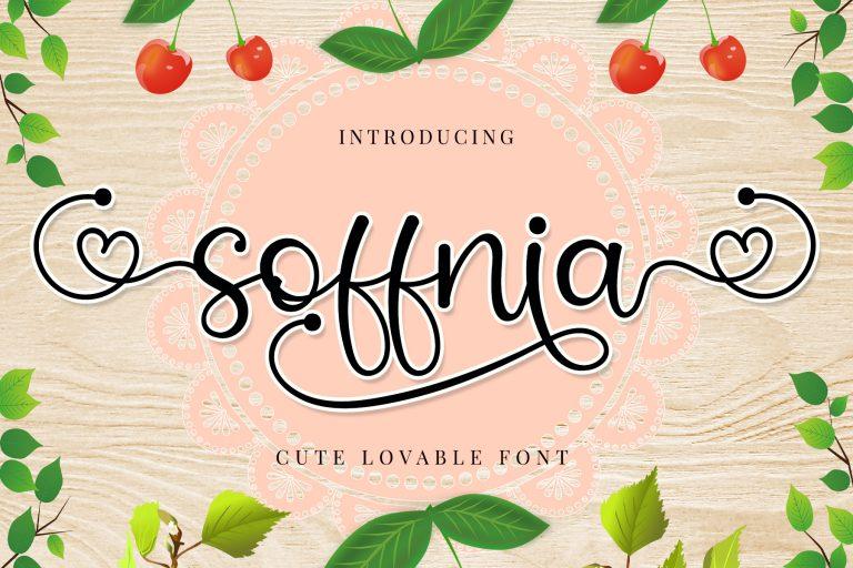 Preview image of Soffnia