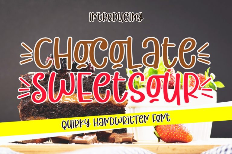 Preview image of Chocolate Sweetsour
